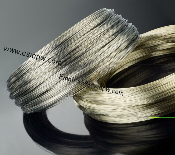Nickel silver wire 2