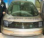 2006 S3X SUV Environment-Friendly Hybrid cars