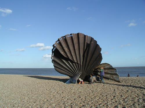Britten Memorial