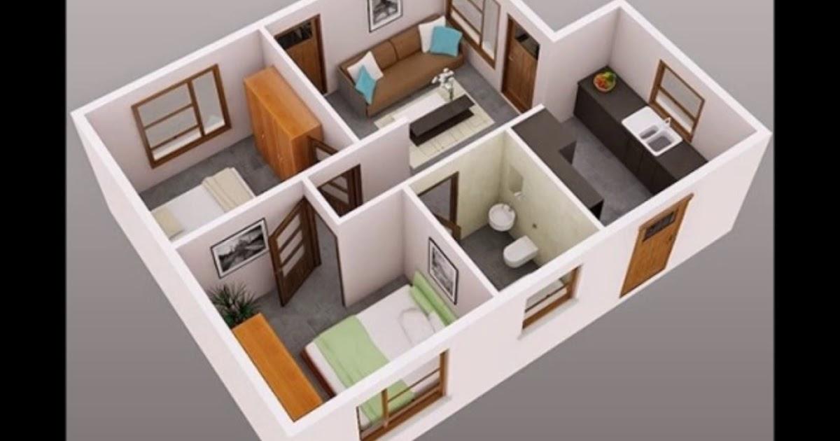 Desain Rumah Type 36 Minimalis 1 Lantai | Ayo Desain Rumahmu