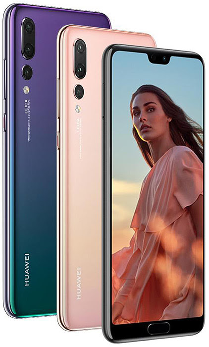 Huawei P20 Pro with three rear cameras @ Php 44,990Jcyberinux | Jcyberinux