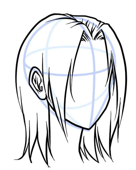 quick tutorial    draw  hair textures