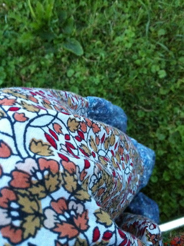 skirt & grass by unglaubliche caitlin