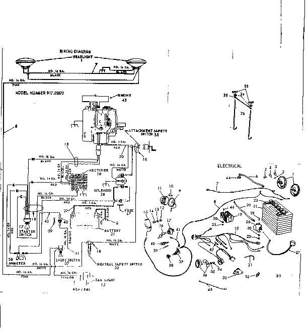 Oliver Wiring Diagram