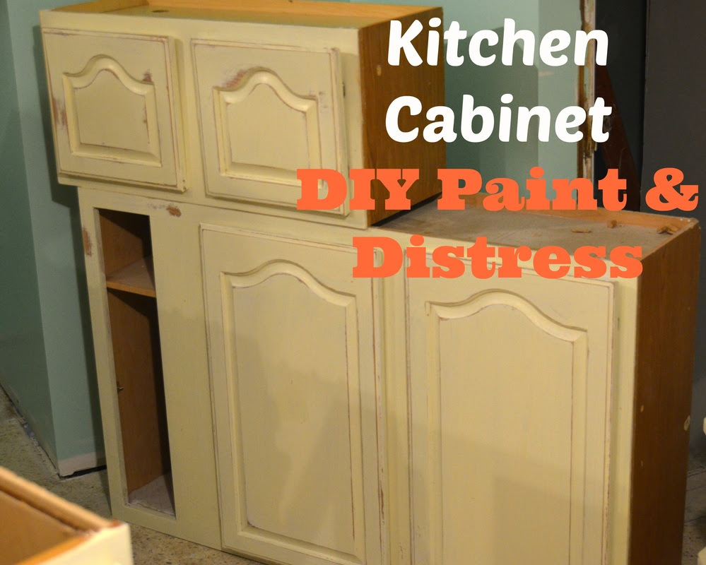 Kitchen Cabinet Diy Paint Distress Charity Jean Photography