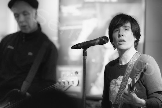 Texas et Sharleen Spiteri en showcase pour Jump on Board - Sens Photo
