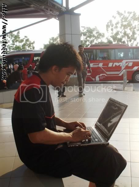 Wireless Broadband,Bus Station