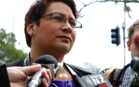 Greens' Turei reveals struggles at family policy launch
