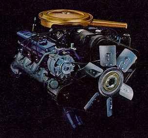 Dyfazree 1968 Cadillac Engine
