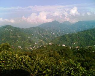 Dağmaran'ın diğer tarafı köyler