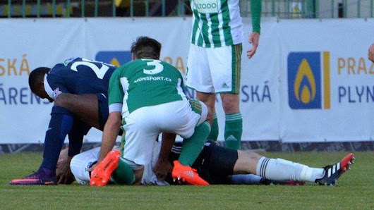 Togolese striker Francis Kone saves opponent's life
