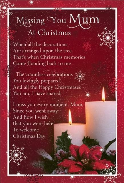 Mom In Heaven Quotes For Christmas Archidev
