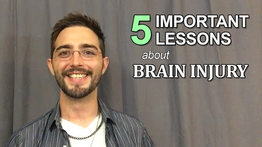 Five Important Lessons on the Five Year Anniversary of my Brain Injury