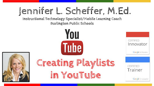 Power Up YouTube with Playlists