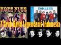7 grup band legendaris  Indonesia