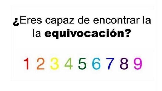 ¿Eres capaz de resolver este acertijo en cinco segundos?