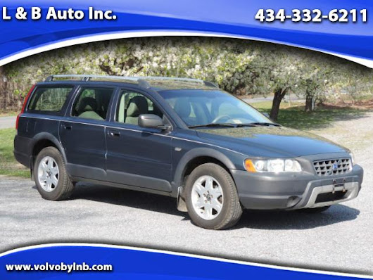 Used 2005 Volvo XC70 Cross Country for Sale in Rustburg VA 24588 L & B Auto Inc.