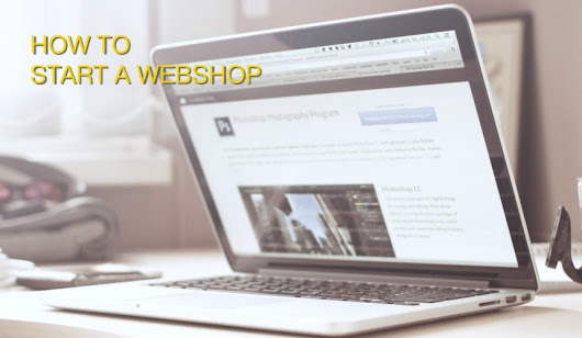 How to Start a Webshop - Jooy Blog