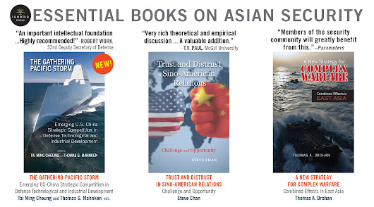 Asian Security – 3 Essential Books