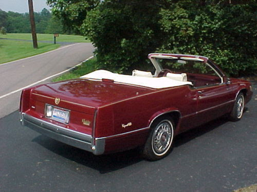 1989 Cadillac DeVille Convertible Hot Street Rod Classic ...