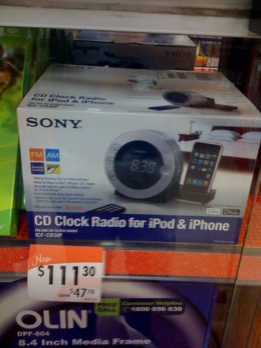 Sony makes iPhone Accessories Now?