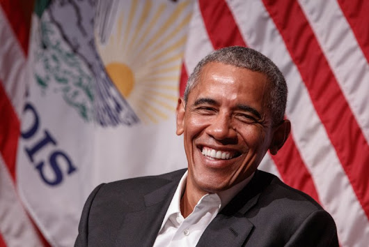 In return to Chicago, Obama aims to prep 'next generation of leadership'