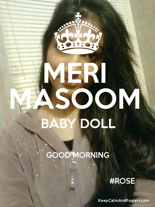 New Doll Good Morning Images