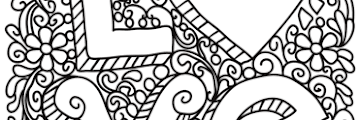 Free Printable Coloring Pages Love