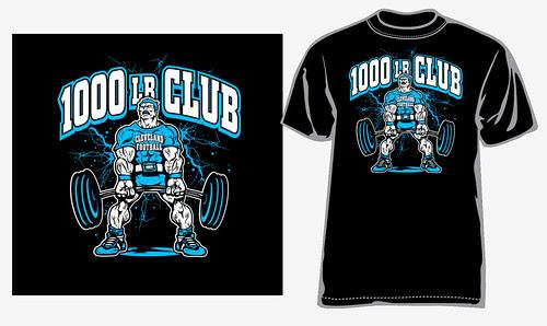 storm 1000lbs Club by 1SHTAR