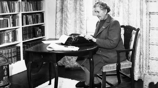 Agatha Christie shaped how the world sees Britain