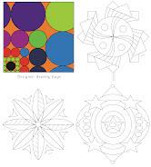 The Chill Book - Colouring Designs