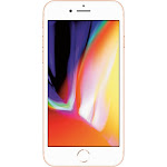 "Apple iPhone 8 - 4.7"" Display - 64GB - Gold Verizon + GSM Unlocked (AT&T / T-Mobile) Smartphone"