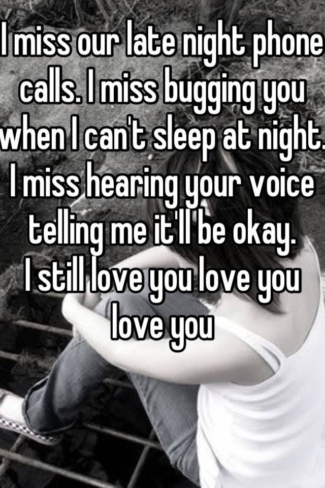 Love Late Night Calls Quotes Gesundheit365
