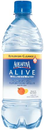 Aquafina Alive
