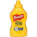 French's Classic Yellow Mustard 14oz