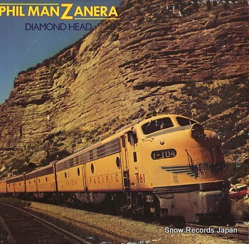 MANZANERA, PHIL diamond head