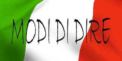 Italienische Sprichwörter Und Redensarten