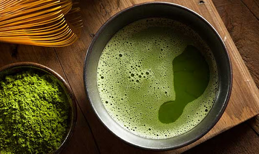 The Power of Matcha