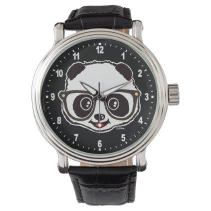Cute Panda Watches