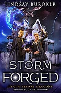 Storm Forged by Lindsay Buroker