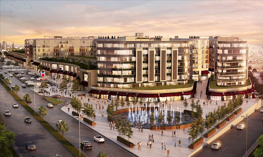 New Meydan Project Istanbul Turkey - istanbulestate.co