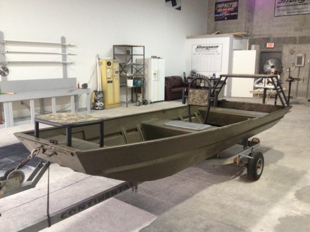 Micro Skiff Boat Plans Diy Boat Builder Plan