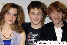 Empire Awards 2006: Harry Potter wins Outstanding Contribution to British Cinema Award