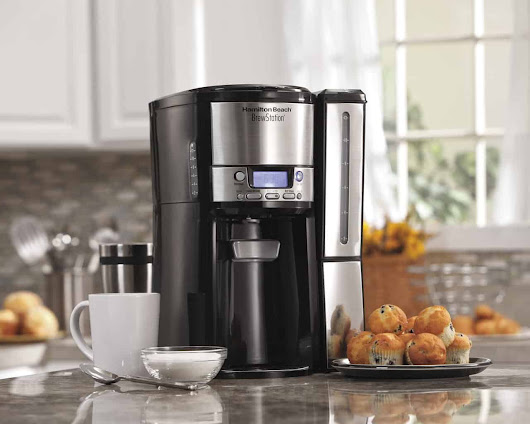 Perhaps The Best Coffee Maker, Ever? | (a)Musing Foodie