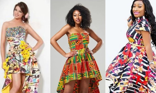 Spice up your wardrobe with latest Ankara styles