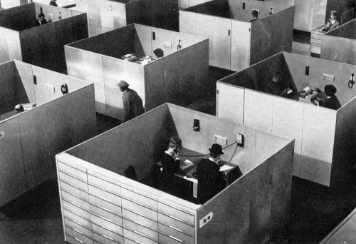 retroreverbs:  Playtime (Jacques Tati, 1967).