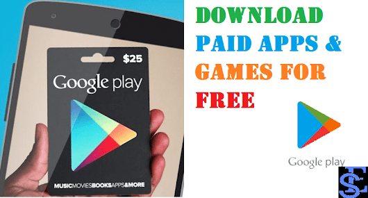Download Paid Android Apps & Games For Free - Solution Exist