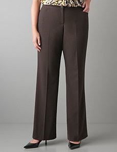 Classic trouser by Lane Bryant