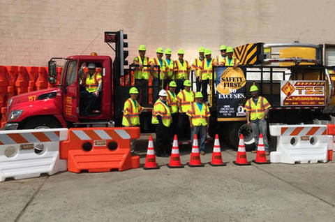 The Celebration of Safety with Traffic Safety Service