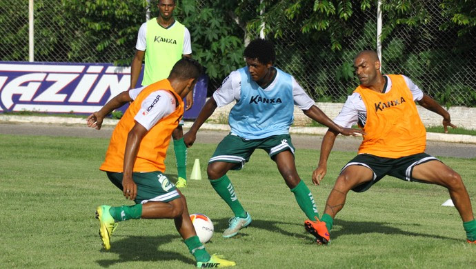 Luverdense, treinos 2016 (Foto: Assessoria/Luverdense Esporte Clube)